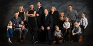 Big family portrait - Ebert Studio